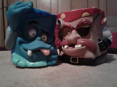 PageMaster Applause INC: Adventure and Horror Collectable Mugs