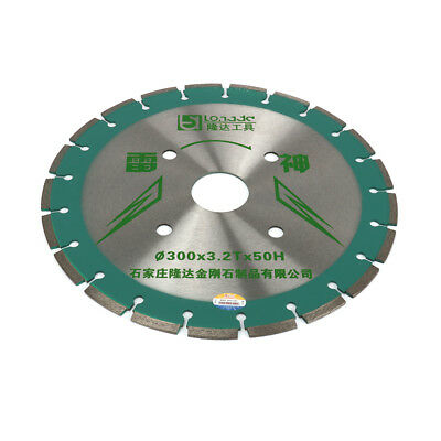 12 Inch Diamond Circular Saw Blade For Granite Concrete Marble Stone Cutter Disc