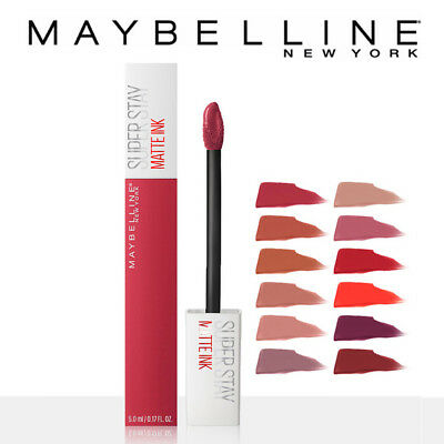 [MAYBELLINE NEW YORK] SuperStay Matte Ink Liquid Lipstick 5ml NEW