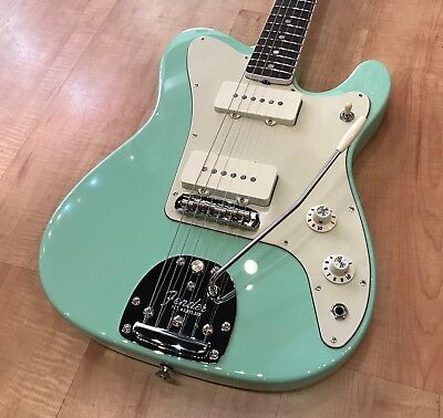 Fender Parallel Universe Limited-Edition Jazz Tele (Surf Green)