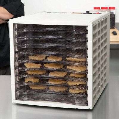 Weston 6 or 10 Tray Food Dehydrator - Dehydrates Fruits Vegetables Meat & Fish