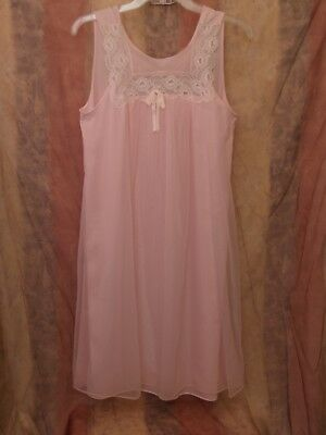 GAYMODE Penneys Baby Doll Nightgown Lingerie L Pink