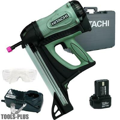 Hitachi NC40G 1-9/16 in. Gas Powered Concrete Nailer New