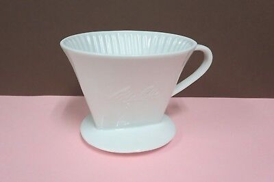 Melitta  1 Cup Pour Over Coffee Brewer - Porcelain - 64101