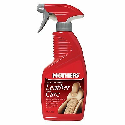 Mothers All-In-One Leather Care Spray 355Ml