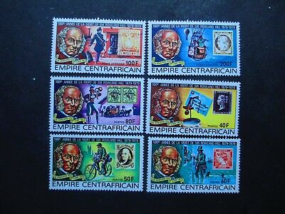 Central African Republic Mint Never Hinged WDWPhilatelic (XM)