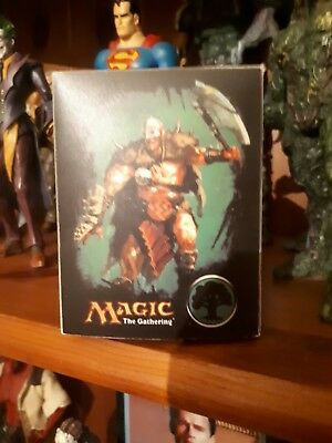 Magic: The Gathering Green Starter Deck + Box + Mixed Cards