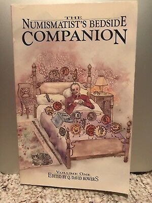 The Numismatist's Bedside Companion Vol. 1. FREE SHIPPING!