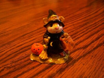 Wee Forest Folk Witchy Boo  M-120  1984-1994