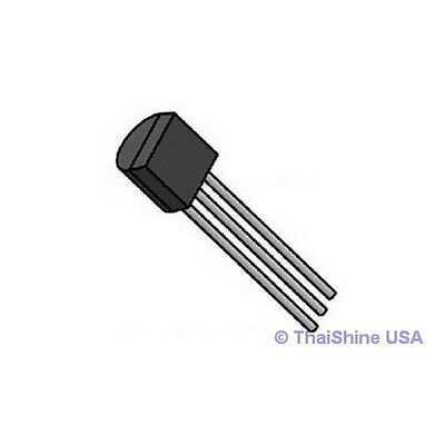 100 x BC558 Transistor PNP 30V 0.1A - 4 Days Delivery!