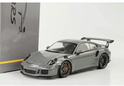 Last One! New 1/18 Minichamps Porsche 911(991) GT3 RS China Grey 500pcs