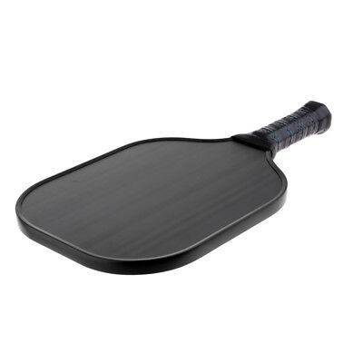Portable Carbon Fiber Pickleball Paddle Polymer Honeycomb Composite Racquet