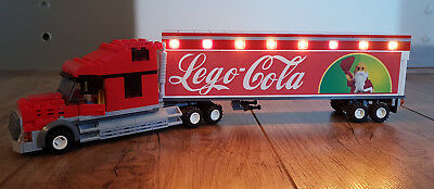 Lego Cola Truck