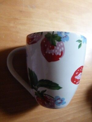 QUEENS  CATH KIDSTON ~STRAWBERRY CRUSH~ billie mug in good used condition
