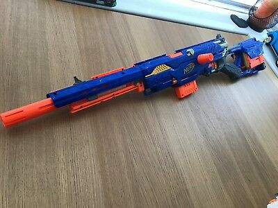 Nerf Longstrike CS-6 Sniper Rifle with Extra Magazines