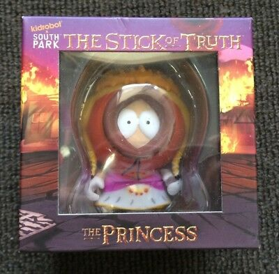 South Park the Stick of Truth the Princess Vinyl Figure Kidrobot | VGC in Box