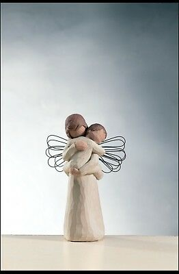 Willow Tree Angel Figures - Angel of Embrace  BRAND NEW Figurine Ornament 26084