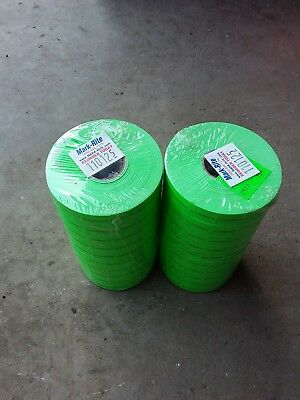 Green Clearance 1115 labels Monarch 2 line price gun 20 rolls W/ Ink Roll 30,000