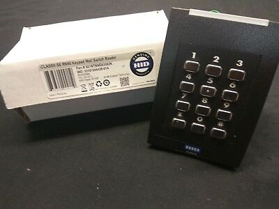 HID iClass SE RK40 Keypad Wall Switch Reader
