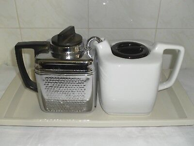 Vintage Goblin Teapot Kettle and Tray for Teasmade