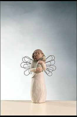 Willow Tree Angel Figures - With Affection Angel  BRAND NEW Figurine Ornament