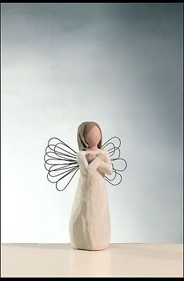 Willow Tree Angel Figures - Sign for Love Angel  BRAND NEW Figurine Ornament