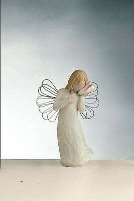 Willow Tree Angel Figures - Thinking of You Angel  BRAND NEW Figurine Ornament