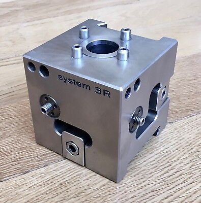 System 3R - 3R-202 - WEDM Stainless Mini-Block