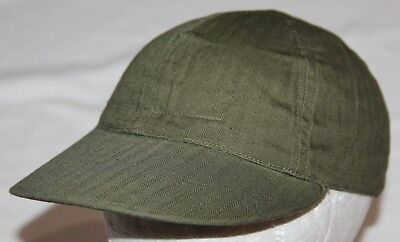 Original, Mint, Unissued Wwii U.s. Navy, Usn Hbt Field Cap, Size 7, 1945 Dated