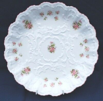 """QUEENS (ROSINA CHINA Co Ltd) Bone China 10"""" PLATE / BOWL. Excellent Condition"""