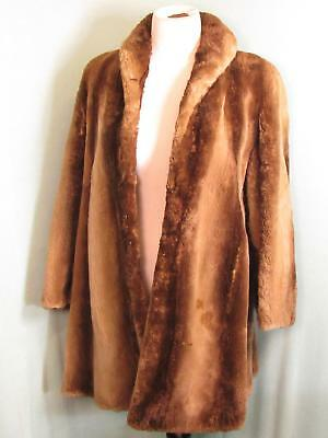 Brown Fur Coat From A. T. Blitz Furs of Springfield Warm Outerwear