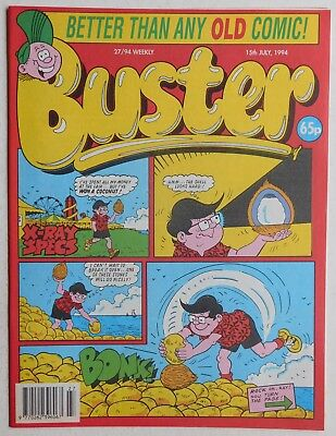 BUSTER COMIC - 15th July 1994