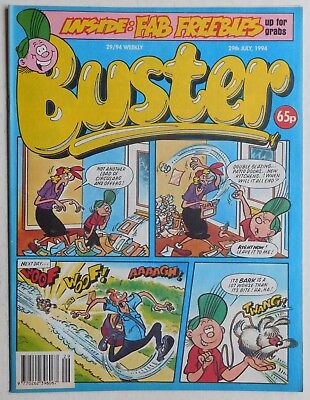 BUSTER COMIC - 29th July 1994