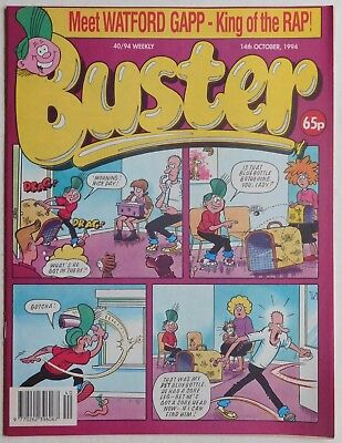 BUSTER COMIC - 14th October 1994