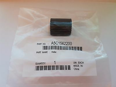 Genuine Konica Minolta A5C1562200 (A5C1-5622-00) New Style Ribbed Pickup Roller