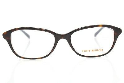 5f4b1fd94168e TORY BURCH TY 2042 1277 Red Tortoise Eyeglasses Clear lenses + Case ...