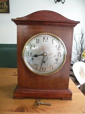 19th Century Westminster Chime Bracket Clock