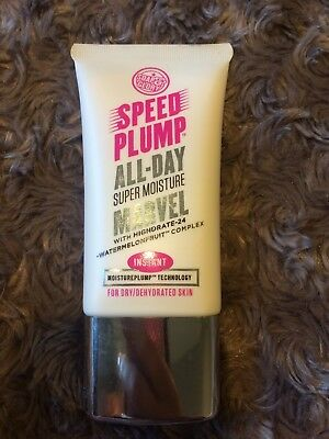 ⭐️ Soap & Glory SPEED PLUMP ALL-DAY SUPER MOISTURE MARVEL day cream 50ml ⭐️
