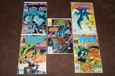 Marvel Comics Lot Of 10 Books...bagged & Boarded! #7