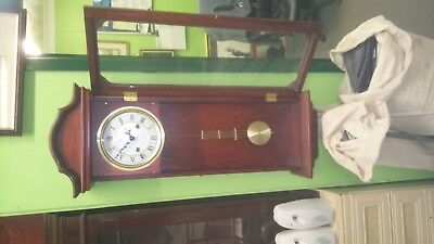 Lincoln  31 day clock no  key   in very good condition
