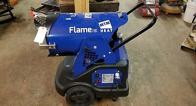 MTM Heat Flame115 Radiant Heater, 115000 BTU,