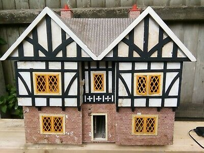 Dolls house old  miniatures
