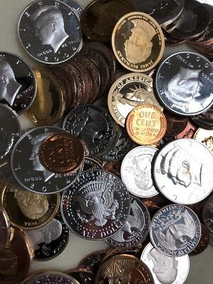 20 Coin Lot of Choice Uncirculated,Proofs,BU,Mixed Dates/MM $1,50c,25c,10c,5c,1c