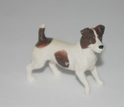 BREYER Reeves Dog Figure JACK RUSSELL TERRIER Companion Animal 1999