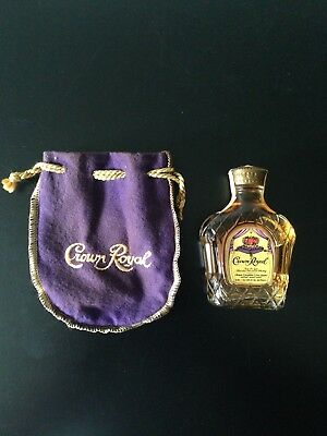 1976 Crown Royal 50ML With Bag
