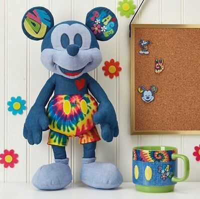 NWT Mickey Mouse Memories June Plush authentic DisneyStore