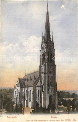 12576859 Amriswil TG Kirche Amriswil