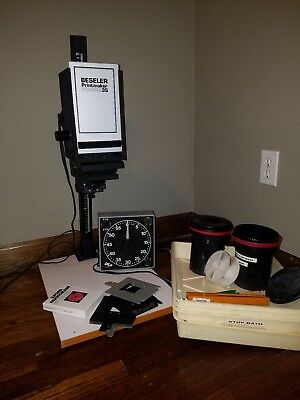 Beseler printmaker 35- Photography Enlarger and processing equipment