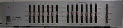 Pioneer SG-300 Stereo Graphic Equaliser