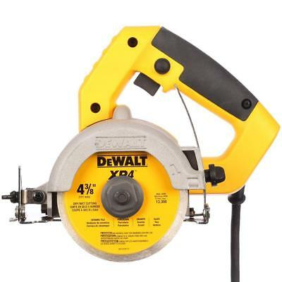 Electric Saw Floor Tile Granite Porcelain Concrete Cutter Trim Wet Dry DEWALT